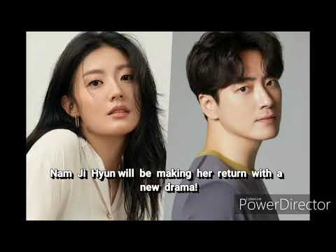 Nam Jihyun, The Official Model for Hayejin's Beauty Advertisement (with English Subtitle) from YouTube · Duration:  1 minutes 4 seconds