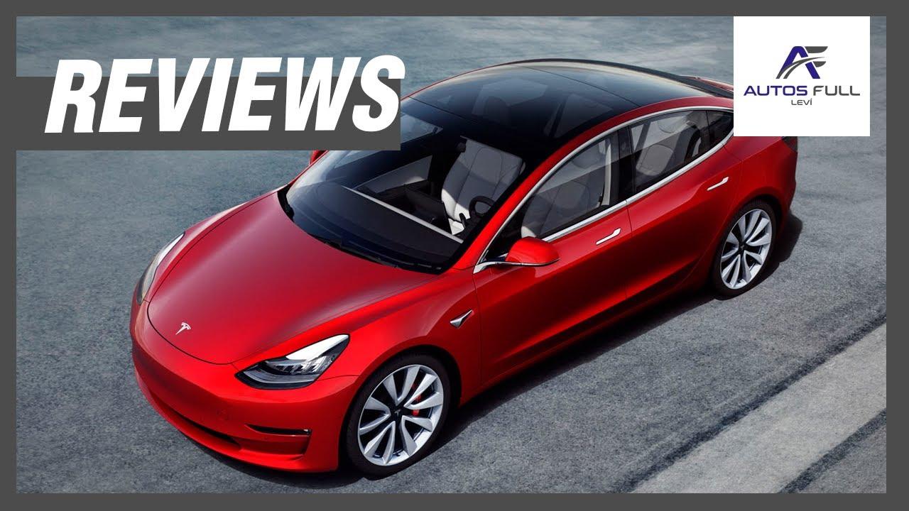 TESLA Model 3 | Revisión Completa