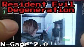 N-Gage 2.0 _ Resident Evil Degeneration