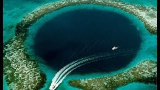 ������� ������� ����, ������ ����� ��� ��������(Great Blue Hole, the best place for diving)