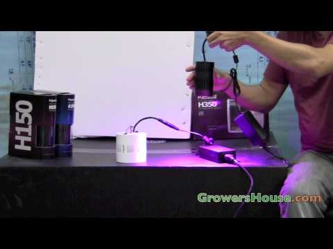 Grow H150amp; Plant H350 Review PurpleMagenta Light Kessil Led vYf7y6gb