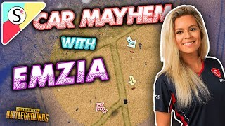 Funny Custom Games With Emzia!!! - Part 2