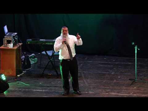 שידור חי מקריית מלאכי - הרב יגאל כהן HD - כנס ענק!