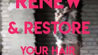 Renew and Restore Your Hair With Therapy Cosmetics