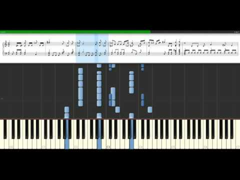 Def Leppard - Hysteria [Piano Tutorial] Synthesia