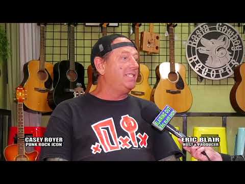 D.I. CASEY ROYER & ERIC BLAIR part 2 TALKS MIKE NESS ,JACK GRISHAM AND EDWARD COLVER