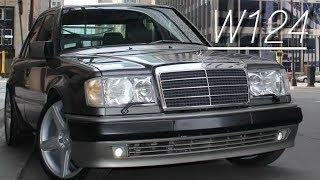 Мерседес W124. Боль и Муки Ремонта кузова