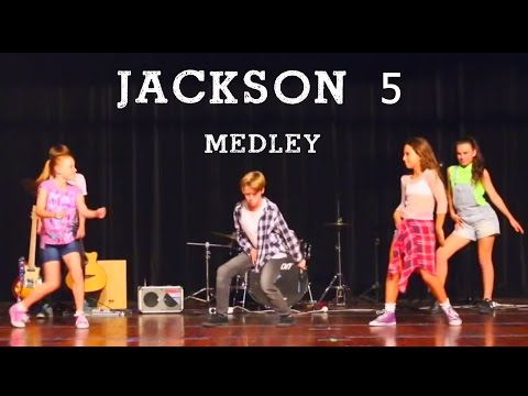 Jackson 5 Medley - Live by Ky Baldwin