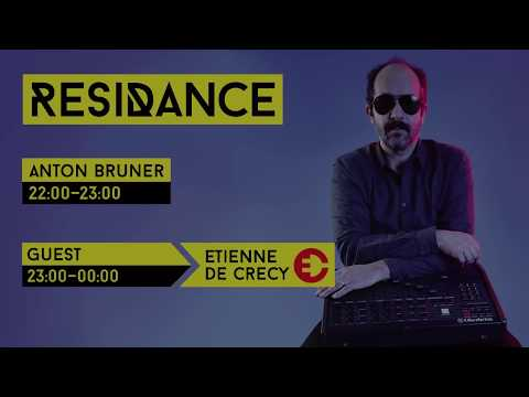 New House Etienne de Crecy 2015 Exclusive Dance Mix | Europa Plus ResiDANCE