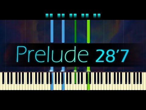 Prelude in A major, Op. 28 No. 7 // CHOPIN
