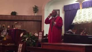 Bishop Mitchell Hudson - What Highway Are You Traveling On?