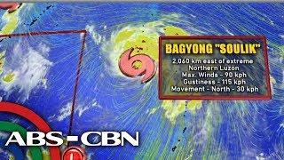 News Patrol: 3 weather system sa labas ng bansa, binabantayan ng PAGASA | August 17, 2018