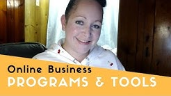 Tools & Programs for Online Businesses (like Credit Repair!)