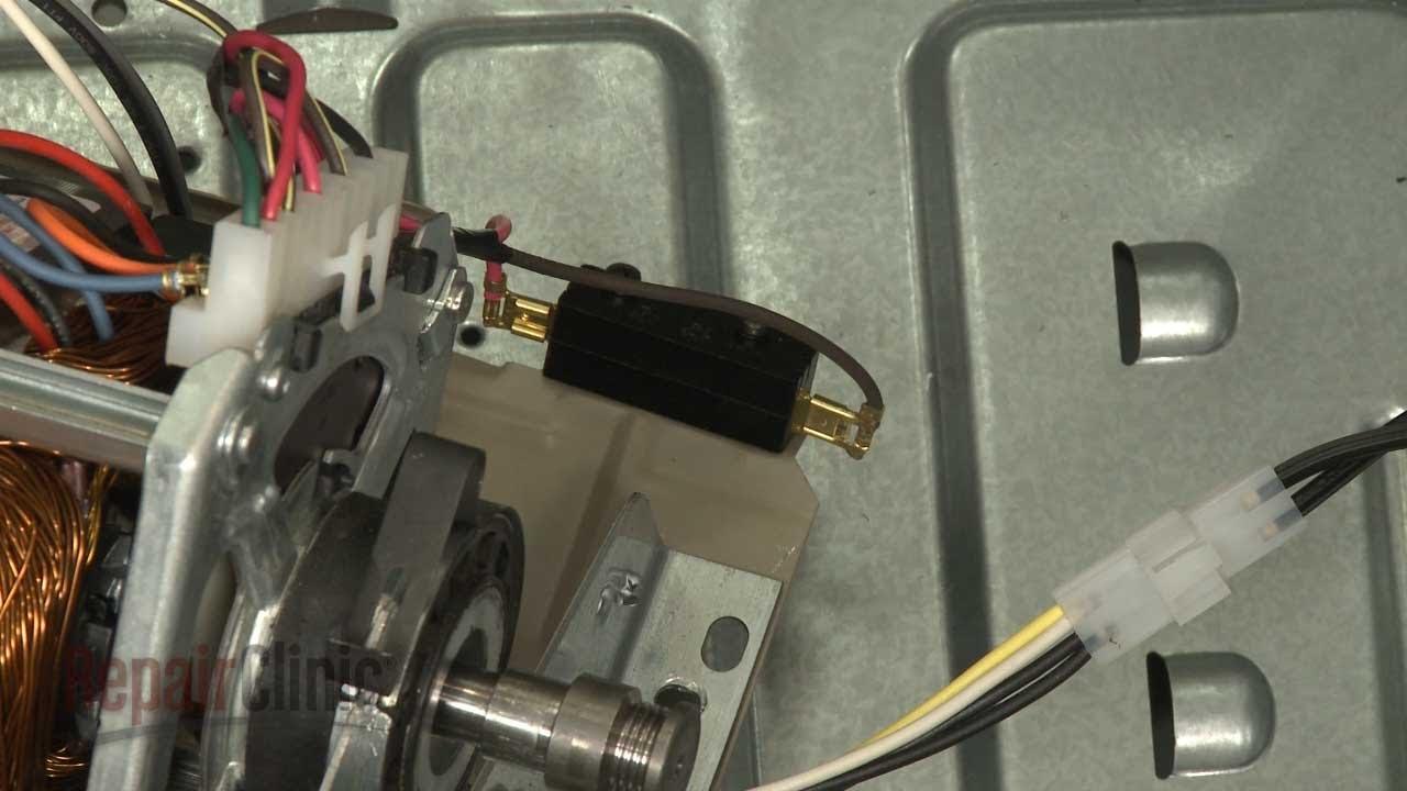 ge dryer motor switch wiring diagram [ 1280 x 720 Pixel ]
