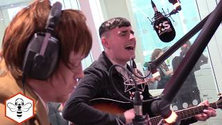 THE Ks in sessions with Music Made In Manchester