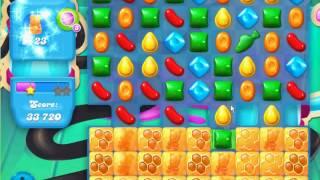 Candy Crush Soda Saga level 185 (No boosters)