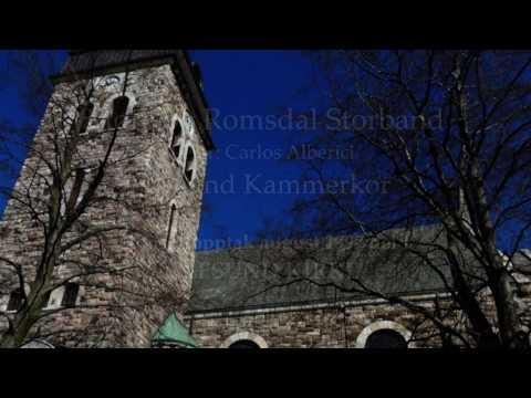 MR Storband og Ålesund kammerkor: Konsert i Ålesund kirke august 1992, del I