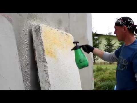 Plastering Machine Imitation of stone & brick wall Decoration