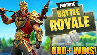 GOING FOR EPIC PLAYS! - 900+ Wins - Level 100 - Fortnite Battle Royale Gameplay - (PS4 PRO)