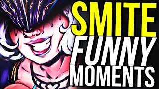 NO NOX NOVEMBER! - SMITE FUNNY MOMENTS