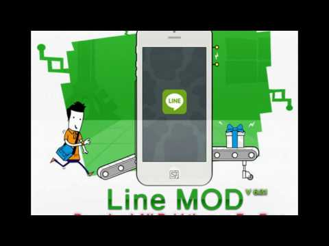 Line Mod 6.2.1  | Download free sticker all country no need VPN and number
