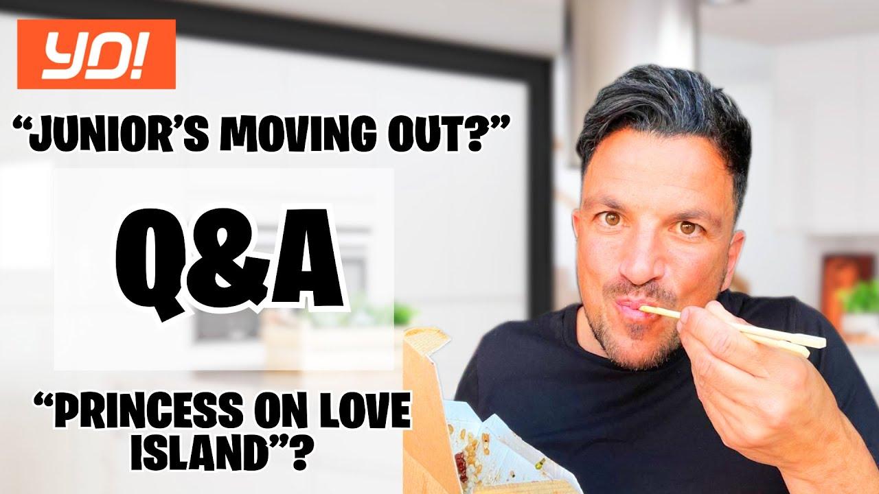 Yo! Sushi MUKBANG - Q&A | The Andres