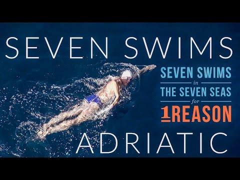 Lewis Pugh - Seven Swims; Adriatic Sea