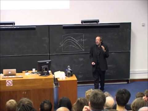 Professor Lee Smolin - St Cross College Science Lecture Series 2013