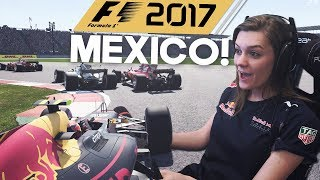 MAX VERSTAPPEN PODIUMKANS! F1: 2017 MEXICO! F1 MEXICO RACE 2017! (Formule 1: 2017)