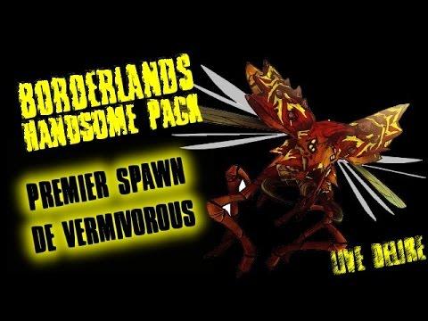 Borderlands 2 (HC) - Premier Vermivorous en Live sur PS4