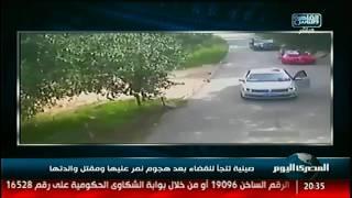 صينية تلجأ للقضاء بعد هجوم نمر عليها ومقتل والدتها e#eنشرة_المصرى_اليومe