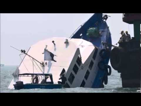 Hong Kong Lamma ferry disaster captain jailed for eight years