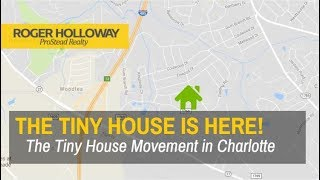 Tiny House For Sale   Northwest Charlotte Nc