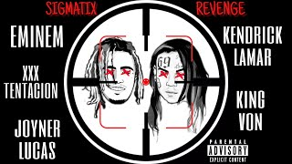 Eminem, XXXTENTACION - Revenge ( LIL PUMP & 6IX9INE DISS) ft. Joyner Lucas, Kendrick Lamar, King Von
