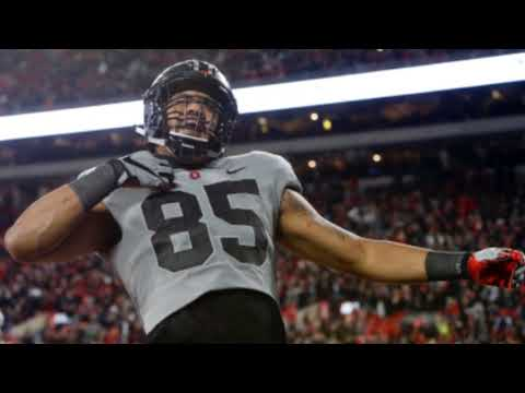 Marcus Baugh, NFL Draft 2018: When should the Ohio State tight end be picked?