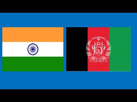 India and Afghanistan relations : Security and international relations