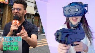 TGS 2019 : Rudy a joué à Galaga en réalité virtuelle, une vraie bonne surprise