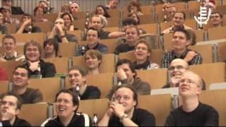 Weihnachtsvorlesung 2008 Fachbereich Eletrotechnik