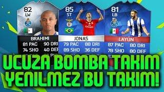 FIFA 16 ULTIMATE TEAM | BU TAKIM YENILMEZ! KADRO KURULUMU SADECE 10K!