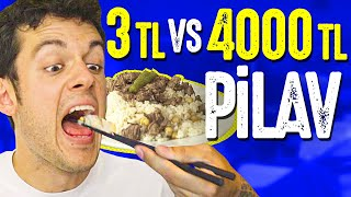 3 TL Pilav vs. 4.000 TL Pilav! (#SonradanGörme)