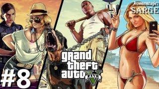 Zagrajmy w GTA 5 (Grand Theft Auto V) odc. 8 - Przygotowania do napadu