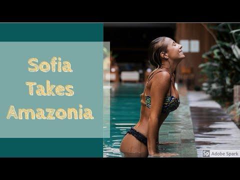 Fui à Amazónia e comi formigas?! - PARTE 2   Sofia Arruda