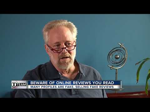 Fake reviews short circuits consumers' pick of where to do business