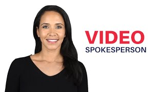 Professional Video Spokesperson - Reel