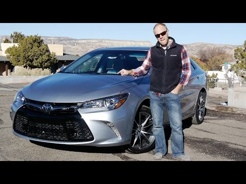 2015-toyota-camry-xse:-not-your-mother's-camry!-real-review-and-test