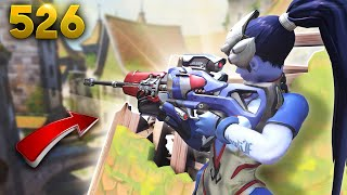 NEW Widow Spot..?! | Overwatch Daily Moments Ep.526 (Funny and Random Moments)