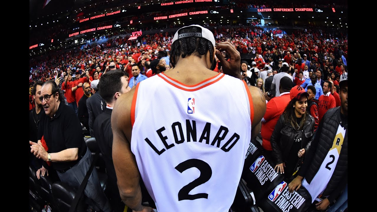 official photos 59552 031ad Kawhi Leonard's Two-Year Journey from San Antonio Injury to 2019 NBA Finals  | Warriors-Raptors