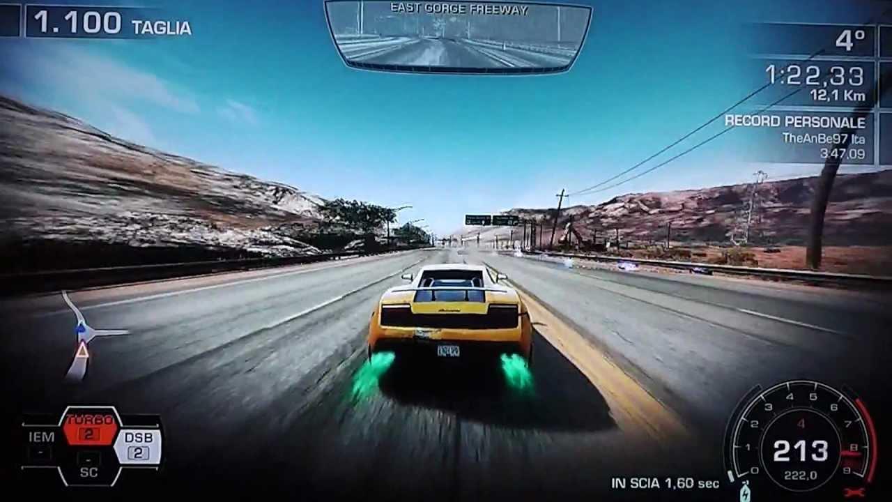 hot pursuit 2012 gameplay venice - photo#23