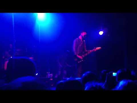 Anthony Green - Diamond Eyes (Deftones cover) @ The Bluebird in Denver, CO 2/18/12