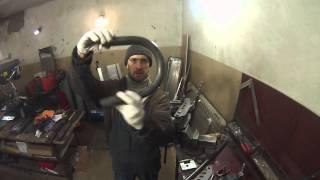 Самодельный трубогиб - испытания(http://www.bigbender.ru/mk3 Самодельный рычажный трубогиб для работы с круглыми трубами 20-45мм. Работает с трубами из..., 2015-02-02T22:21:45.000Z)
